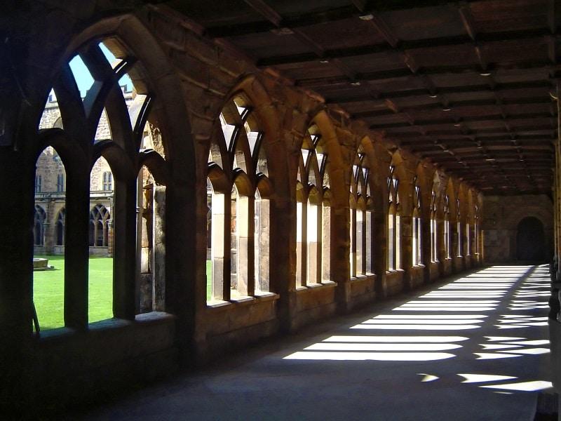 La Catedral de Durham, escenario de rodaje en Harry Potter