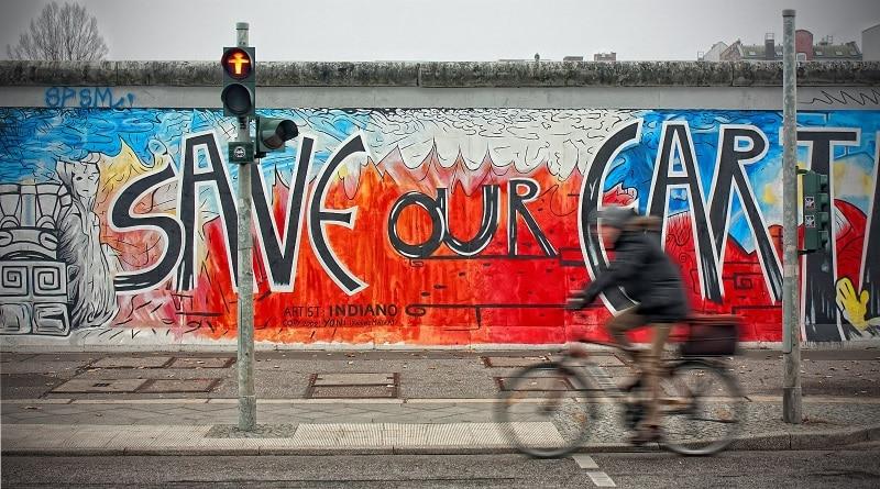 El arte callejero en tu viaje a Berlín