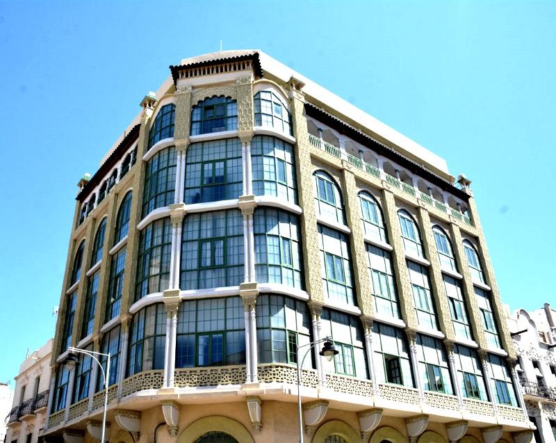 El modernismo en Melilla, junto a Barcelona, se puede visitar por los viajeros