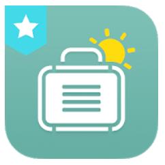 PackPoint, la aplicación para organizar tu equipaje completa y útil