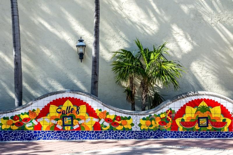 El ambiente cubano de su Little Havana en Miami