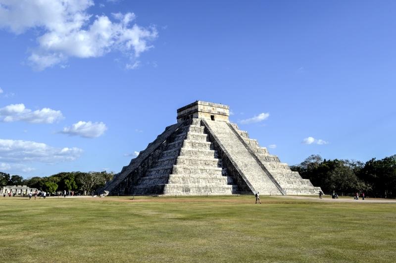 El Chichén Itza se encuentra en México