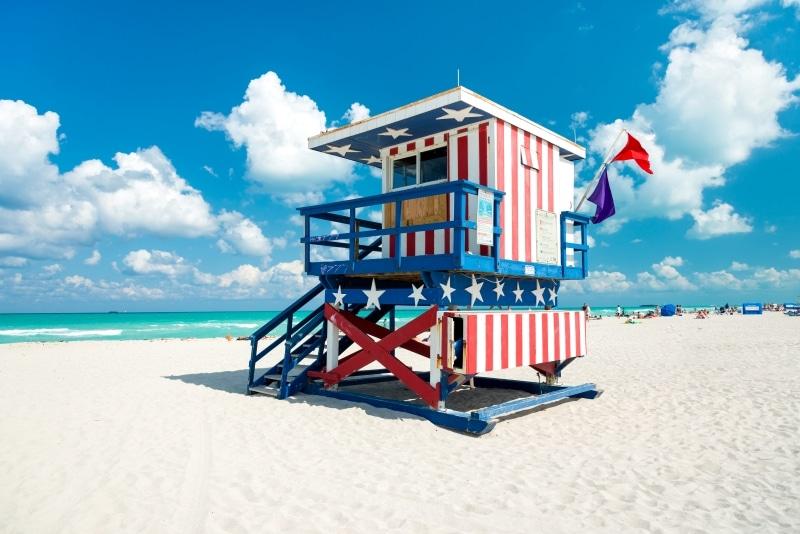 Viajar a Miami y disfrutar de sus playas