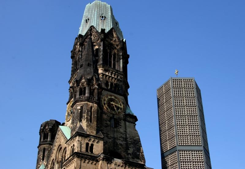 La capital de Alemania cuenta con monumentos históricos de Berlín