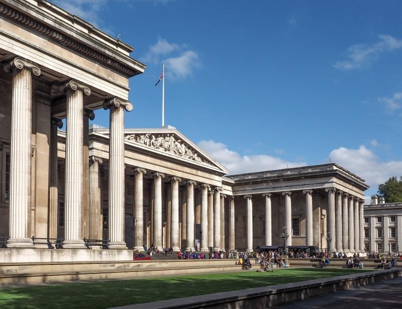 Qué hacer en el Museo Británico de Londres
