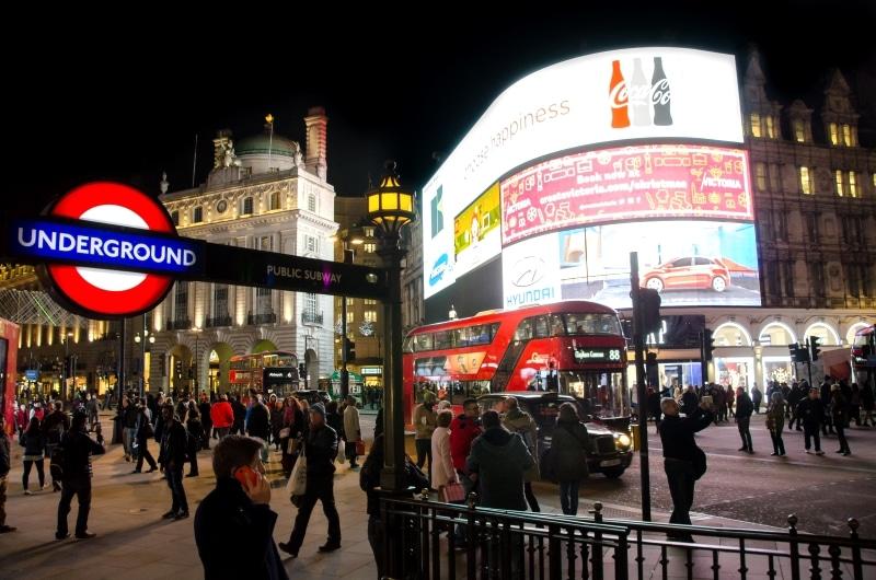 Qué hacer en Piccadilly Circus de Londres