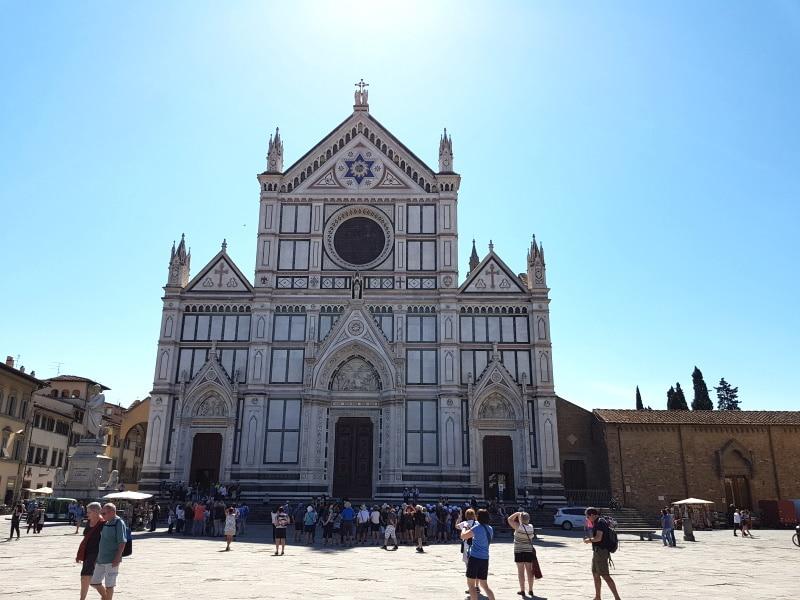 Florencia y las catedrales más hermosas de Italia