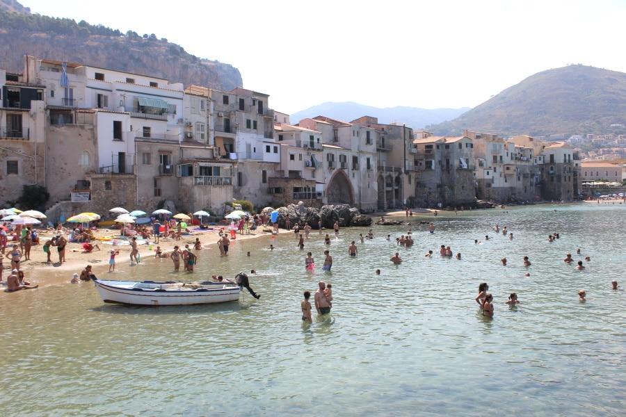La tradición de Sicilia en Cefalú