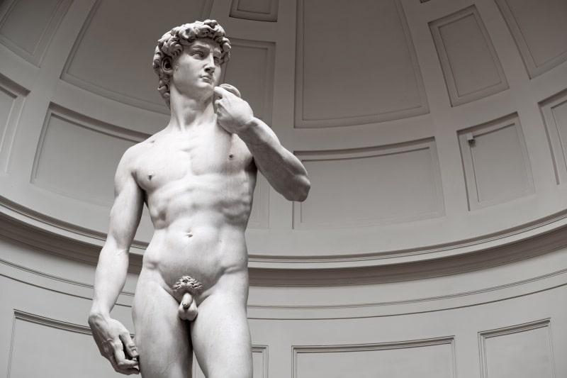 Conoce el David de Miguel Ángel en Florencia
