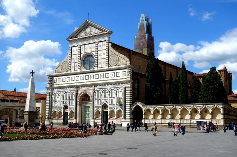 Conoce la iglesia de Santa María Novella