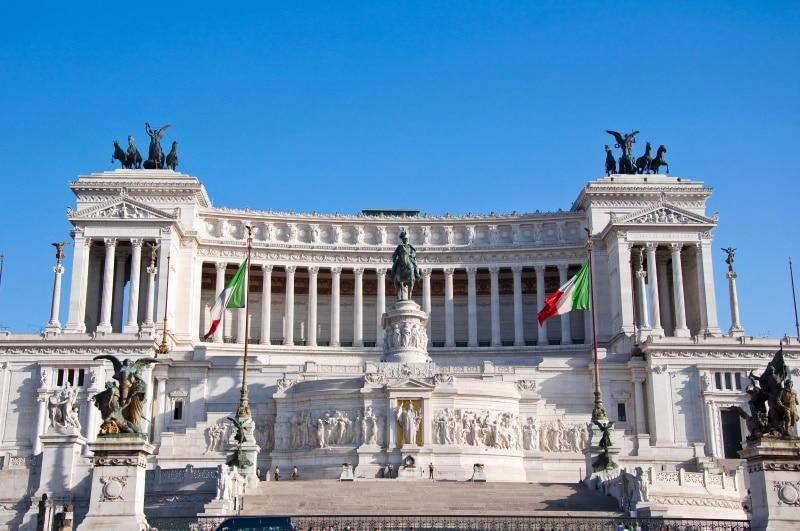 Roma y sus monumentos populares en su historia
