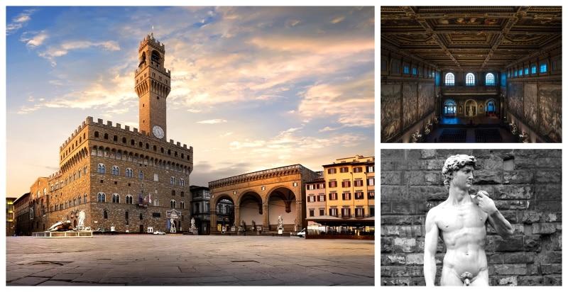 Palazzo Vecchio, recomendado en tu viaje a Florencia