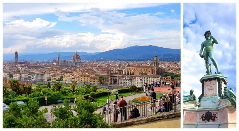 Lugares de interés turístico de Florencia