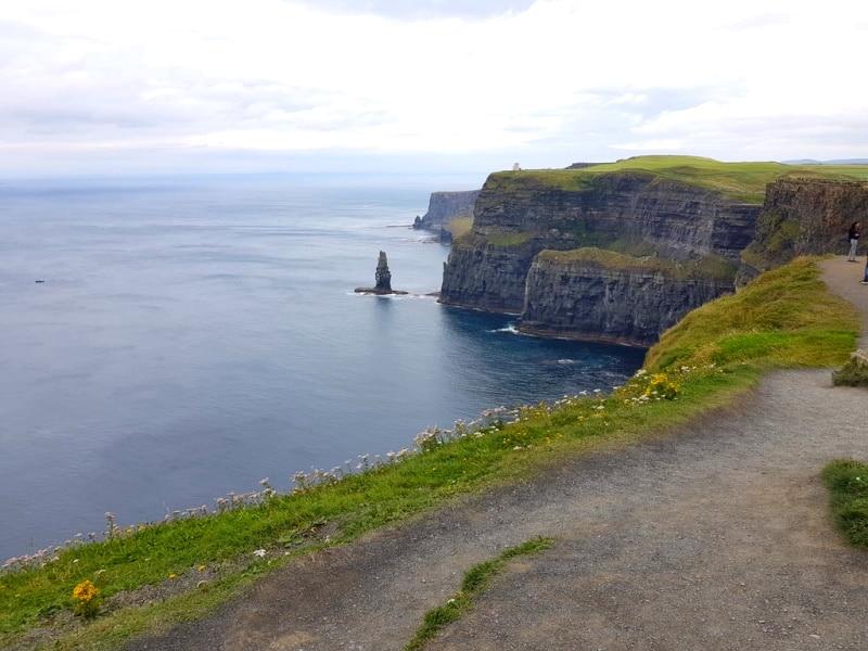 Acantilados de Moher es una de las cosas que ver en Galway
