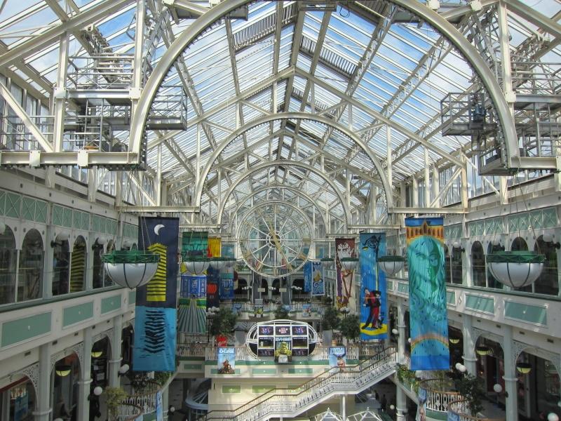 Centro comercial Stephen's Green de Dublín