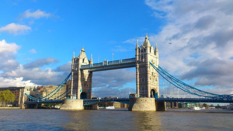 Uno de los iconos de Londres es el famoso Tower Bridge