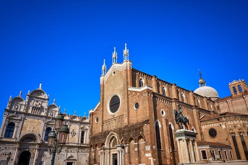 Basilica dei Santi Giovanni e Paolo en Venecia