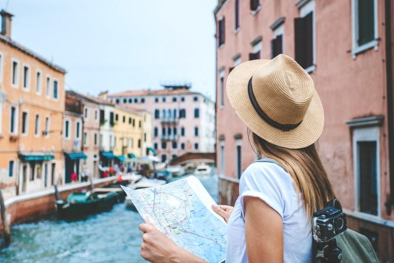 Quiero viajar por el mundo