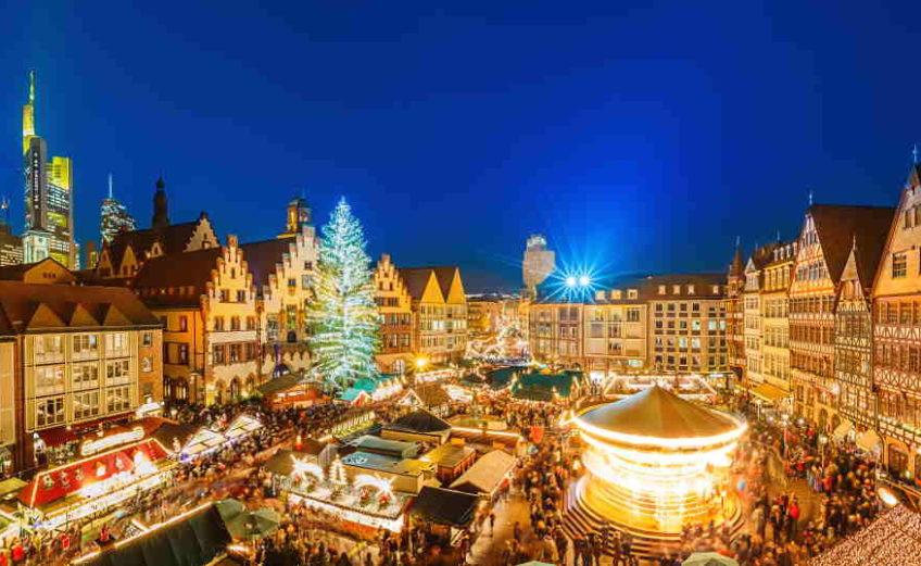 Mercados navideños más famosos de Europa