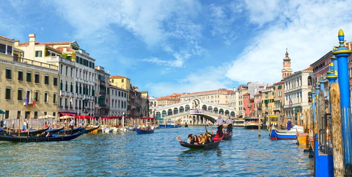 Venecia, la ciudad de los sueños