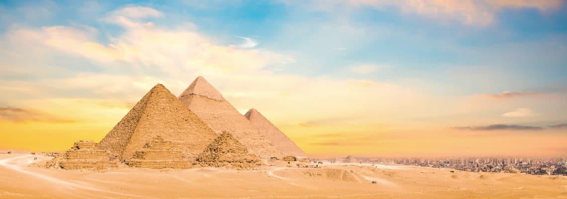 Conoce las grandes maravillas del mundo antiguo