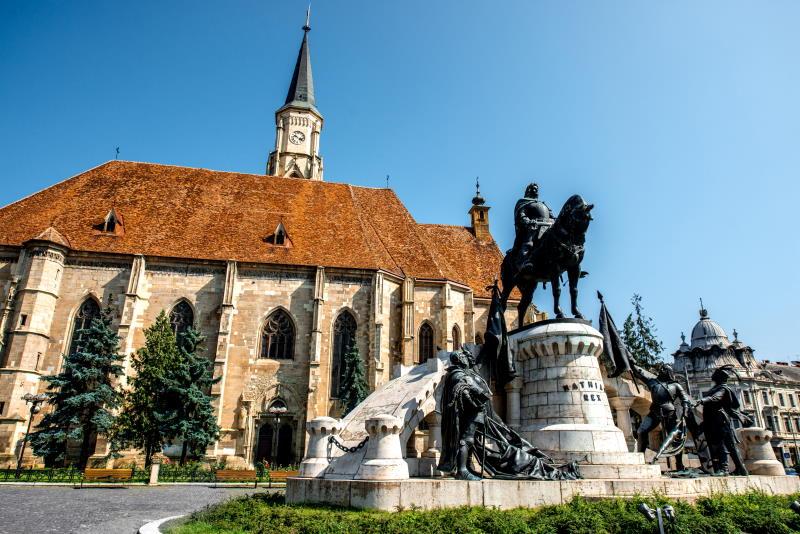 Conoce la ciudad de Cluj-Napoca en Rumanía