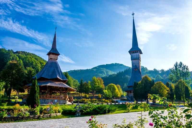 Maramures, una región campestre de los sitios que visitar en Rumanía