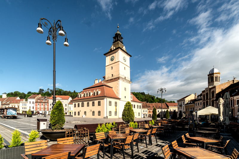 Brasov y los sitios que visitar en Rumanía
