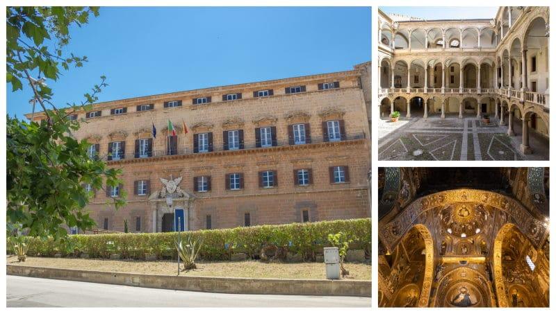 Descubre el Palacio de los Normandos en Palermo