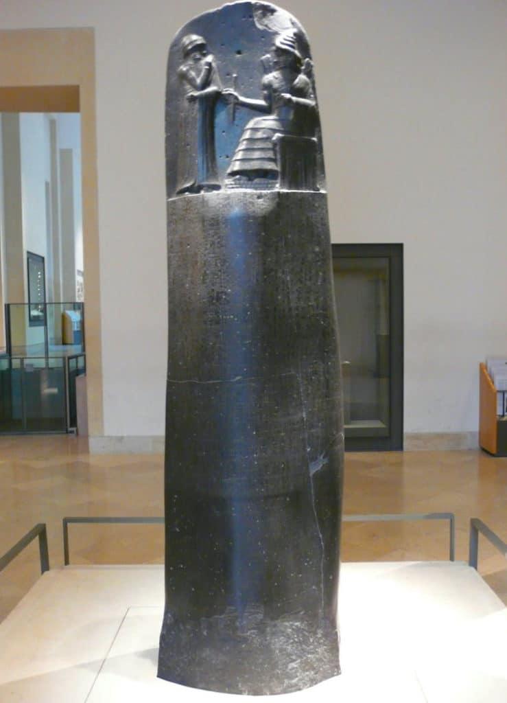 El Codigo de Hammurabi uno de los mejores descubrimientos alemanes