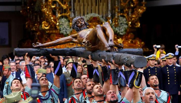 Malaga y la Congregación de Mena como uno de los más destacados