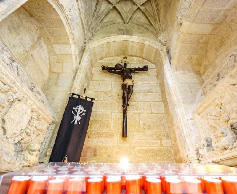 Cristo Negro, Cáceres es uno de los lugares para visitar en Semana Santa más recomendados