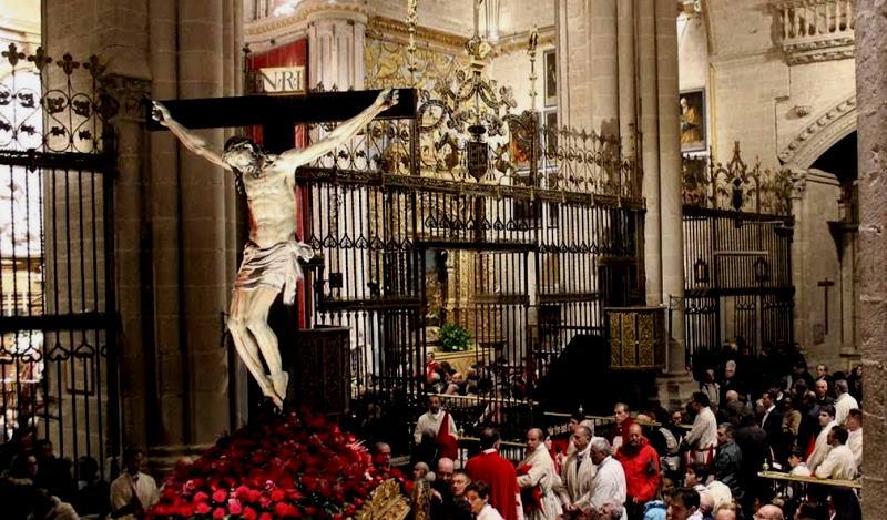 Cristo de las Injurias de Zamora