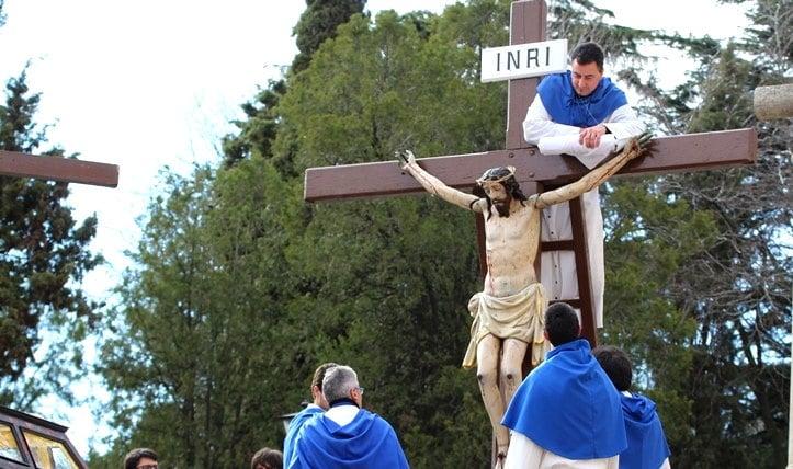 Salamanca y su procesión del Descendimiento de Cristo