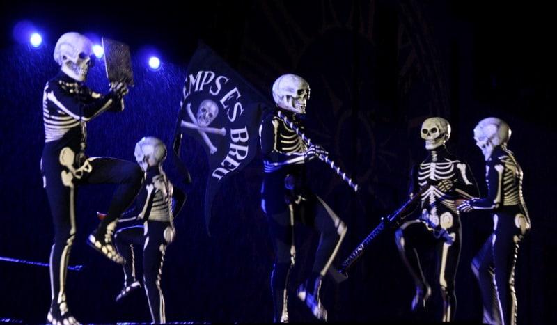 La Danza de la Muerte es uno de los mejores eventos para visitar en Semana Santa