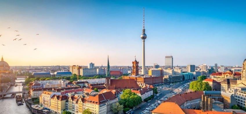 Monumentos históricos de Berlín