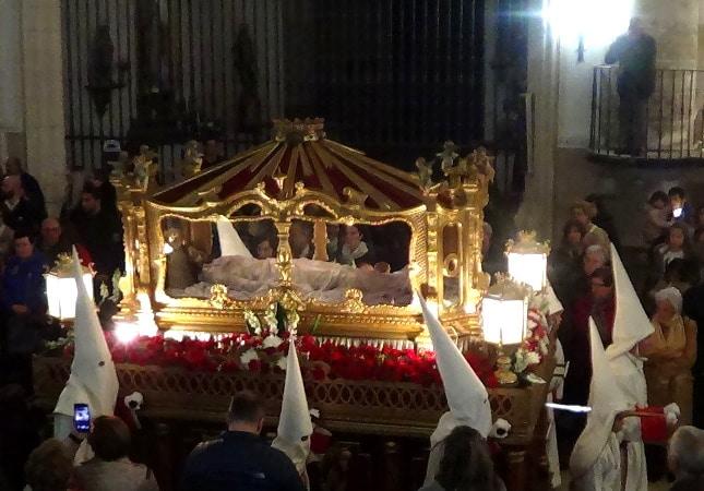 Conoce Toledo y sus tronos