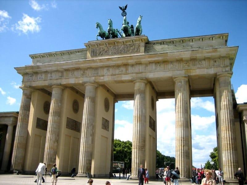 Berlín cuenta con una gran cantidad de monumentos históricos