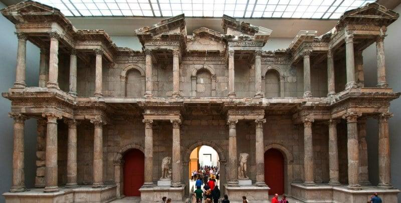 Conoce qué ver en el Museo de Pérgamo