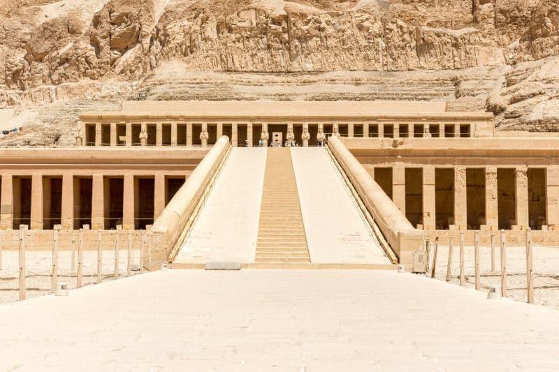 Que ver en Luxor y en el templo de Hatshepsut