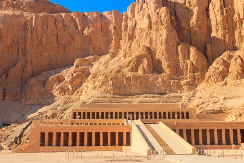 Templo de Hatshepsut en Luxor