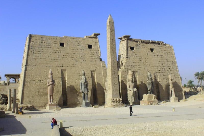 Templo que ver en Luxor