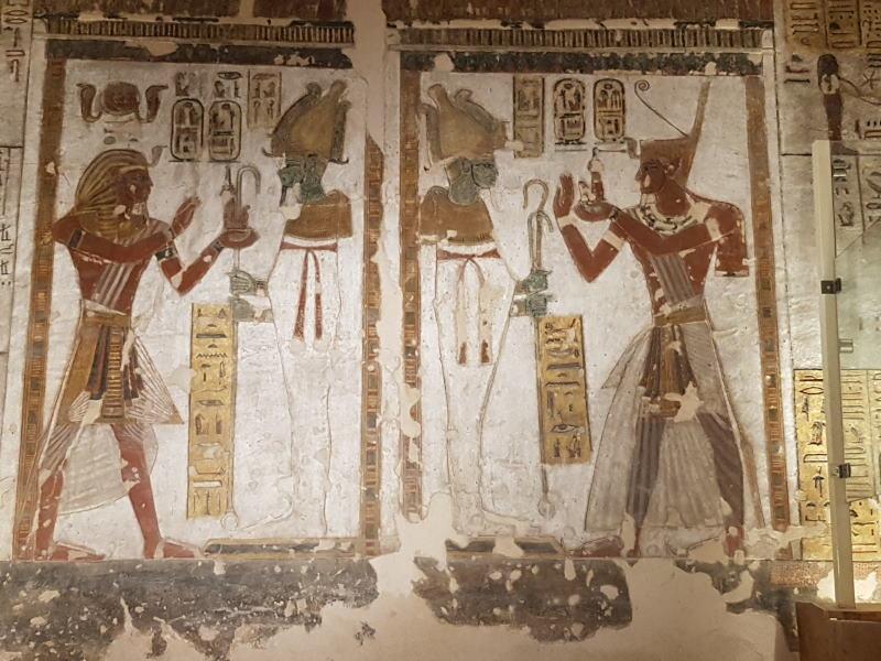 Tumba de Ramsés III
