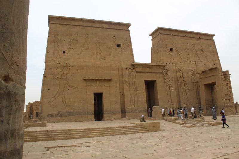 Visita al Templo de Philae