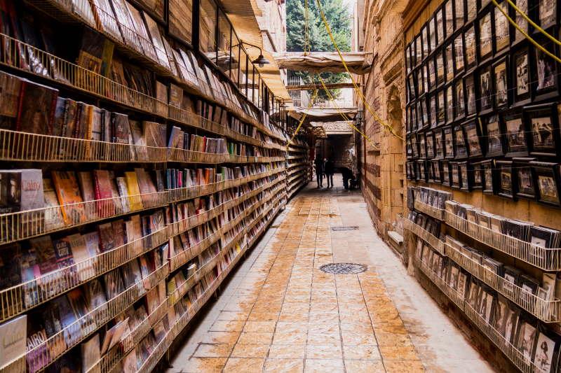 Recorre las calles del Barrio Copto