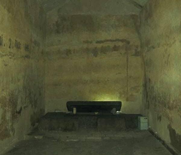 Adentrarte en el interior de la pirámide de Kefren