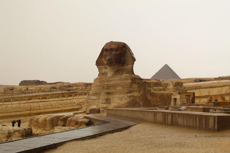 Conoce uno de los lugares más famosos de la capital de Egipto