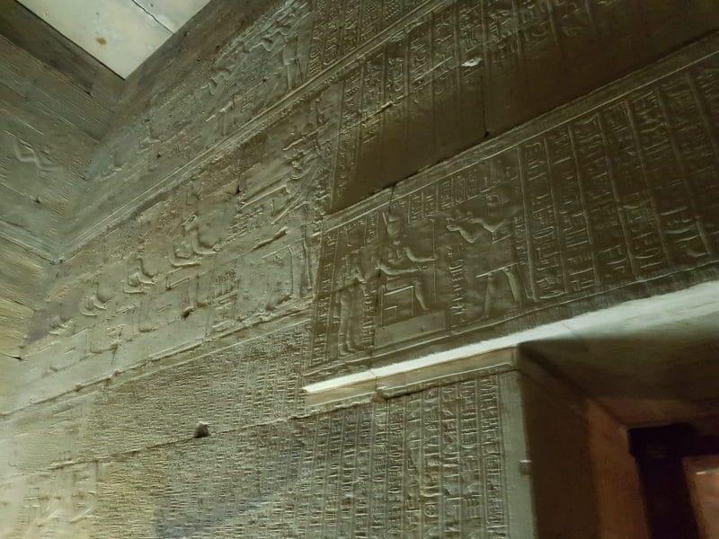 El laboratorio de las esencias egipcias