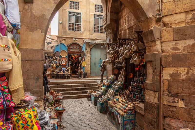 Descubre uno de los sitios que ver en El Cairo