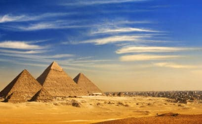 Pirámides de Egipto